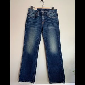 Abercrombie a&f boot Jeans Boys 16 bootcut
